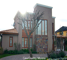 casa country moreno